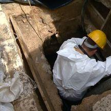 Čišćenje povijesne kanalizacije (Foto: Dnevnik.hr) - 3