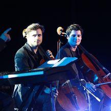 Stjepan Hauser, Oliver Dragojević (Foto: Ivana Ivanovic/PIXSELL)