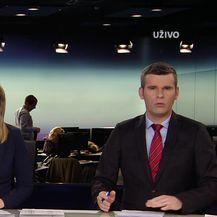 Domagoj Mikić i Marijan Hrvoj o poplavama na području Žažine (Video: Dnevnik Nove TV)