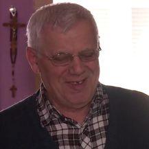 Unuka iznenadila svog djeda (Screenshot: Video)