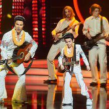 Damir Poljičak utjelovio Elvisa Presleyja (Video: TLZP)