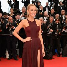 Blake Lively na Canneskom filmskom festivalu 2015.