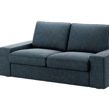IKEA dvosjed Kivik, (ocjena udobnosti 3,9/5), 2899 kn