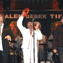 Alen Islamović, Željko Bebek, Tifa (FOTO: Damir Spehar/PIXSELL)