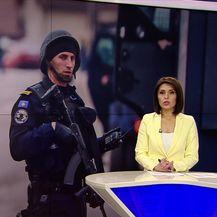 Opsadno stanje na Kosovu (Video: Večernje vijesti)
