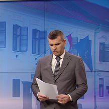 Ministar Krstičević o odluci Vlade o nabavi novih borbenih aviona (Video: Vijesti u 17h)