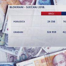 Svijeće za žrtve ovršnog zakona (Foto: Dnevnik.hr) - 2