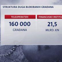 Svijeće za žrtve ovršnog zakona (Foto: Dnevnik.hr) - 4