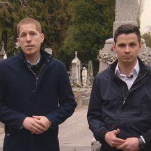 Stipe Antonijević i Ivan Forjan (Foto: Dnevnik.hr)