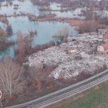Na gradskom zemljištu u zagrebačkom naselju Savica niknulo je ilegalno odlagalište otpada (Foto: Dnevnik.hr) - 1