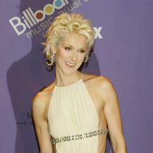 Celine Dion na vrhuncu popularnosti
