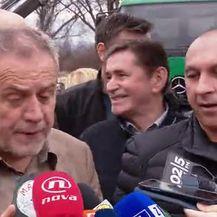 Bandić o otpadu u naselju Savica (Video: Dnevnik.hr)