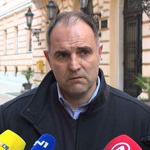 Hrvoje Visković, glasnogovornik Županijskog suda u Zadru (Foto: Dnevnik.hr)