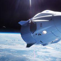 SpaceX-ova kapsula Crew Dragon