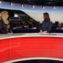 Ravnateljica za zaštitu djece grada Zagreba Gordana Buljan Flender gostuje u Dnevniku Nove TV (Foto: Dnevnik.hr) - 1
