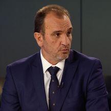 Stručnjak za nacionalnu sigurnost dr.sc. Tonči Prodan gostuje u Dnevniku Nove TV (Foto: Dnevnik.hr)