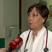 Doktorica Davorka Lukas iz Klinike za infektivne bolesti dr. Fran Mihaljević (Foto: Dnevnik.hr)