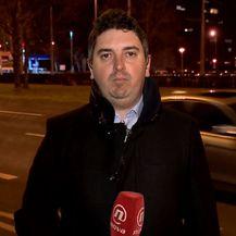 Vanja Margetić razgovara s Josipom Mataijom iz Službe za sigurnost cestovnog prometa, MUP (Foto: Dnevnik.hr)