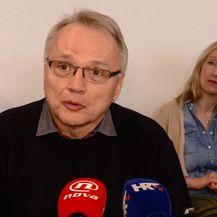 Bivši član stručne radne skupine za povijest profesor Neven Budak (Foto: Dnevnik.hr)