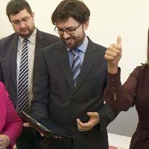 Ministrica Blaženka Divjak (Foto: Dnevnik Nove TV)