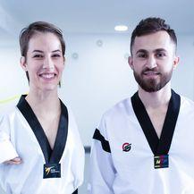 Sada oboje treniraju isti sport (Foto: Facebook)