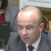 Državni tajnik u Ministarstvu pravosuđa Josip Salapić (Video: Dnevnik.hr)