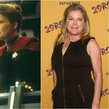 Kate Mulgrew (Kathryn Janeway - Star Trek: Voyager)