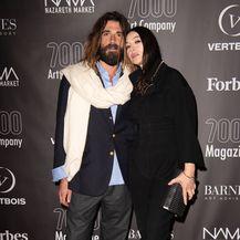 Monica Bellucci i Nicolas Lefebvre (Foto: Profimedia)