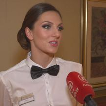 Gabriela Pilić, plesna partnerica Slavka Sobina (Foto: Dnevnik.hr)