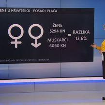 Videozid Romine Knežić o položaju žena u Hrvatskoj (Foto: Dnevnik.hr) - 2