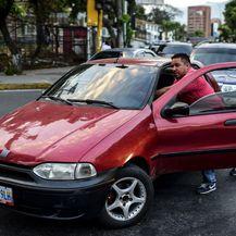 Venezuela bez struje (Foto: AFP)1