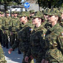 U Požegi prisegnuo 24. naraštaj dragovoljnih ročnika (Foto: Pixsell, Ivica Galovic) - 9