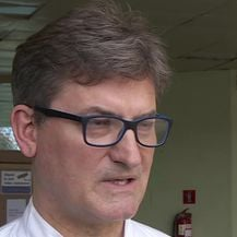 Doktor Želimir Orkić, KBC Osijek (Video: Dnevnik.hr)