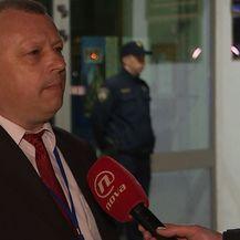 Načelnik sektora kriminalističke policije Ante Matković (Foto: Dnevnik.hr)