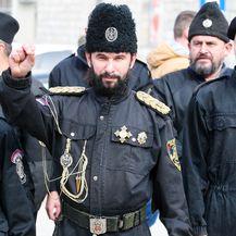 Četnici u Višegradu (Foto: Pixsell,Armin Durgut) - 9