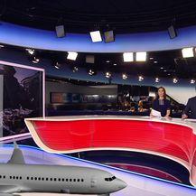Model aviona koji se srušio u Etiopiji (Video: Dnevnik Nove TV)