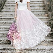 Nova kolekcija vjenčanica Sandre Haddad - 1