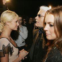 Paris Hilton i Lindsay Lohan (Foto: Getty Images)