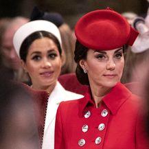 Catherine Middleton i Meghan Markle