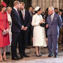 Catherine, William, Harry, Meghan i Charles na misi povodom Dana Commonwealtha
