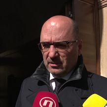 Sastanak koalicijskih partnera bez SDSS-a (Video: Dnevnik.hr)
