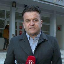 Andrija Jarak prati sjednicu Predsjedništva SDP-a (Foto: Vijesti u 17)
