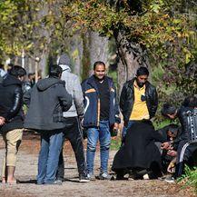 Migranti u Bihaću (Foto: AFP)