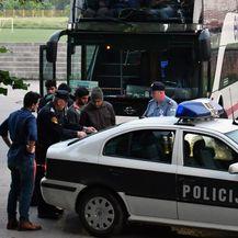 Migranti u BiH (Foto: AFP)