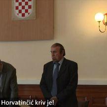Tomislav Hovratinčić osuđen na četiri godine i 10 mjeseci zatvora (Video: Dnevnik Nove TV)