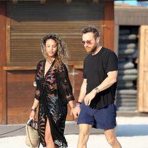 David Guetta, Jessica Ledon (Foto: Profimedia)
