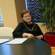 Reporterka Nove TV Sabina Tandara razgovarala je s prokuristicom Kraša Maricom Vidaković (Video: DNEVNIK.hr)