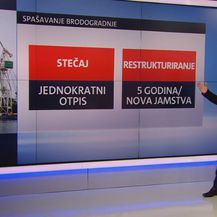 Videozid Mislava Bage o alternativnom načinu ulaganja novca potrošenog za spašavanje brodogradnje (Foto: Dnevnik.hr) - 2