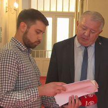 Kristian Došen i Josip Đakić (Foto: Dnevnik.hr)