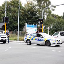 Novozelandska policija (Foto: AFP)